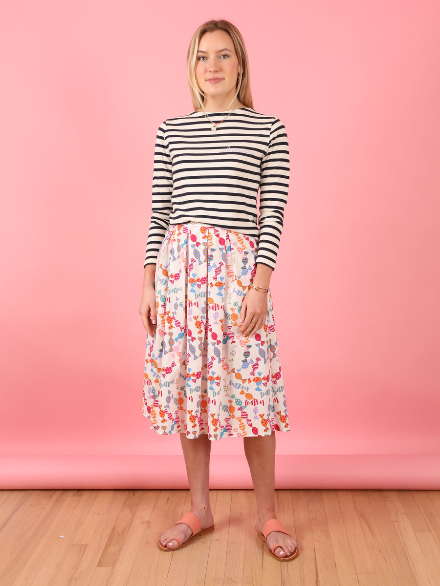 Hope Skirt in Candy Print