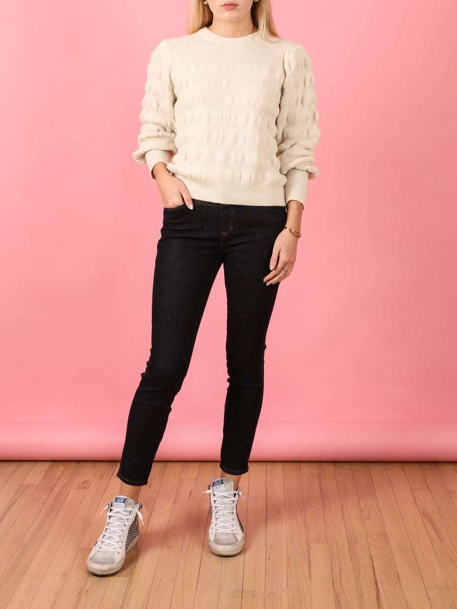 Aimee Sweater in Ivory