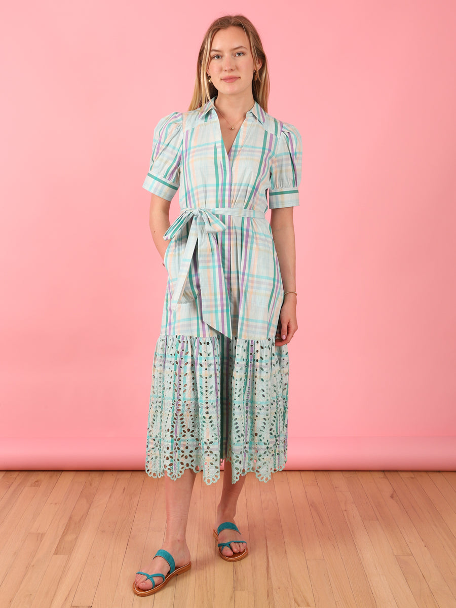 Fern Short Sleeve Dress