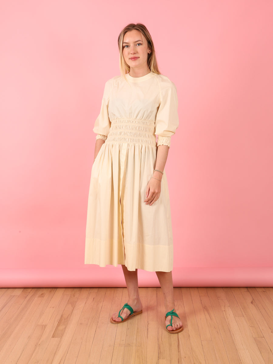 Arianna Poplin Dress