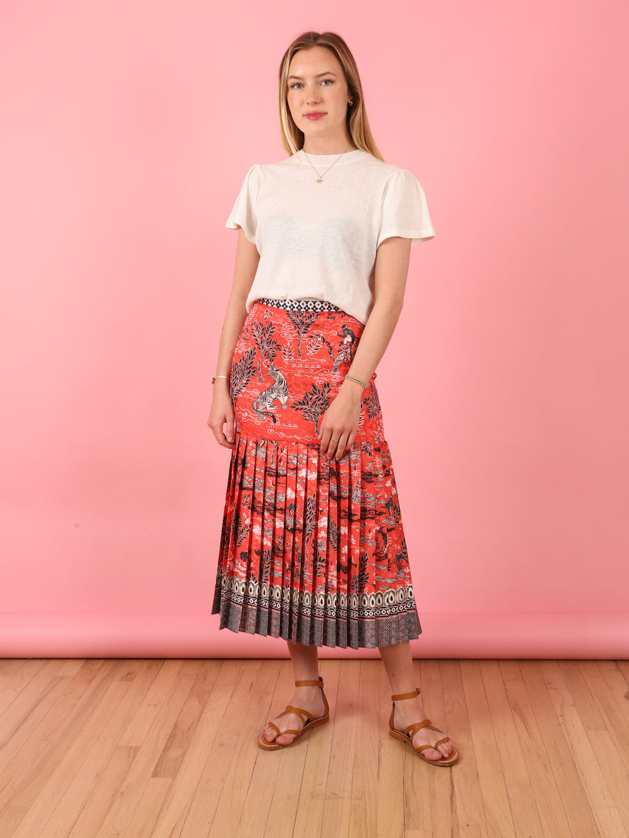 Diana Safari Skirt