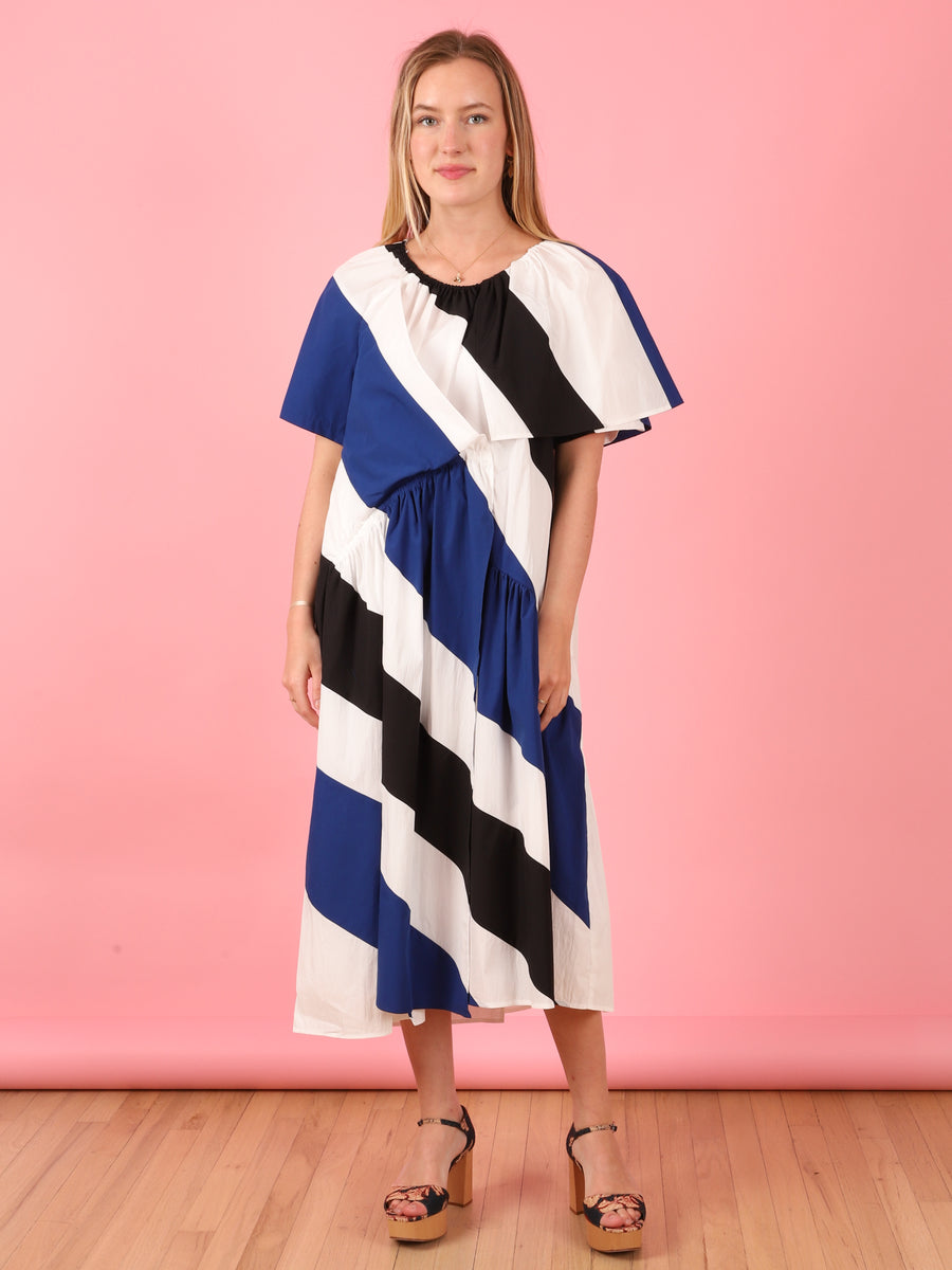 Damba Patchwork Dress