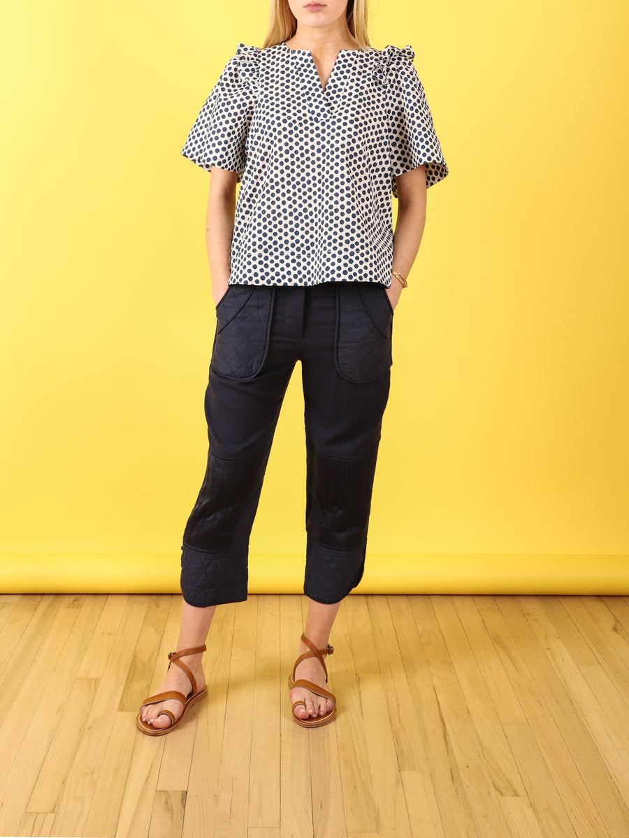 O'Keefe Pant in Navy