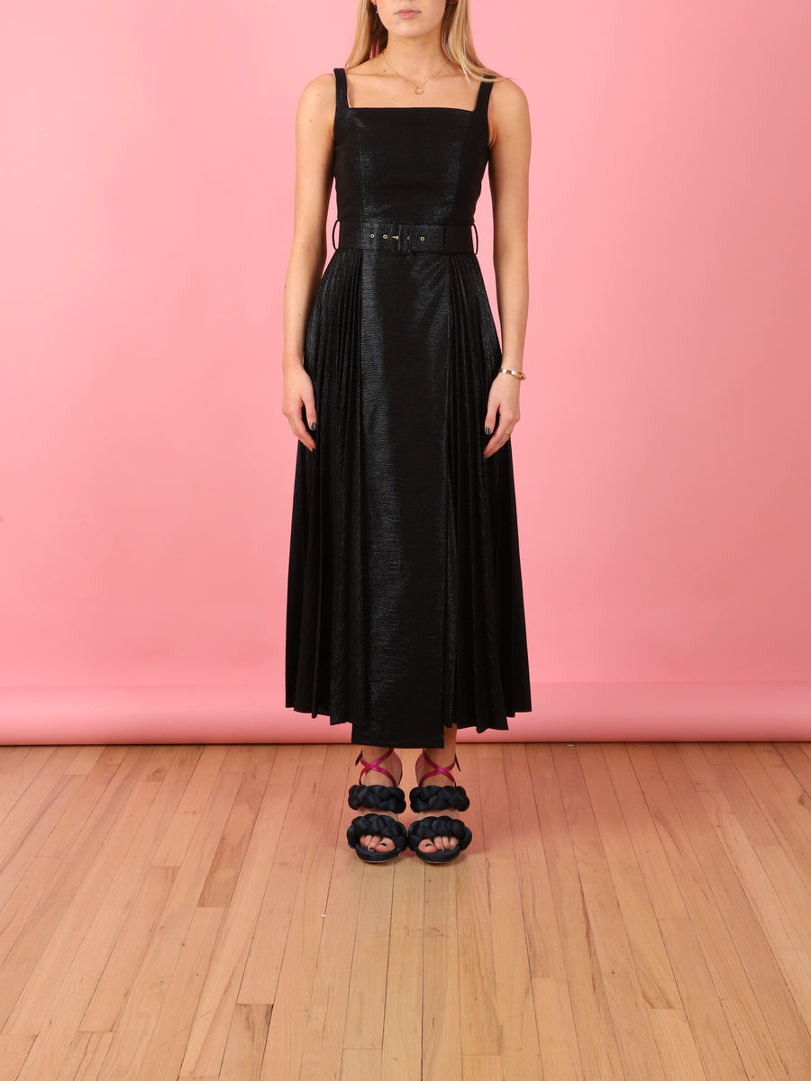 Ingrid Dress in Black