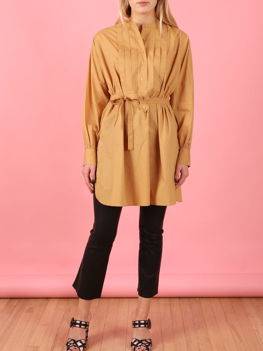 Carpeaux Tunic in Nude