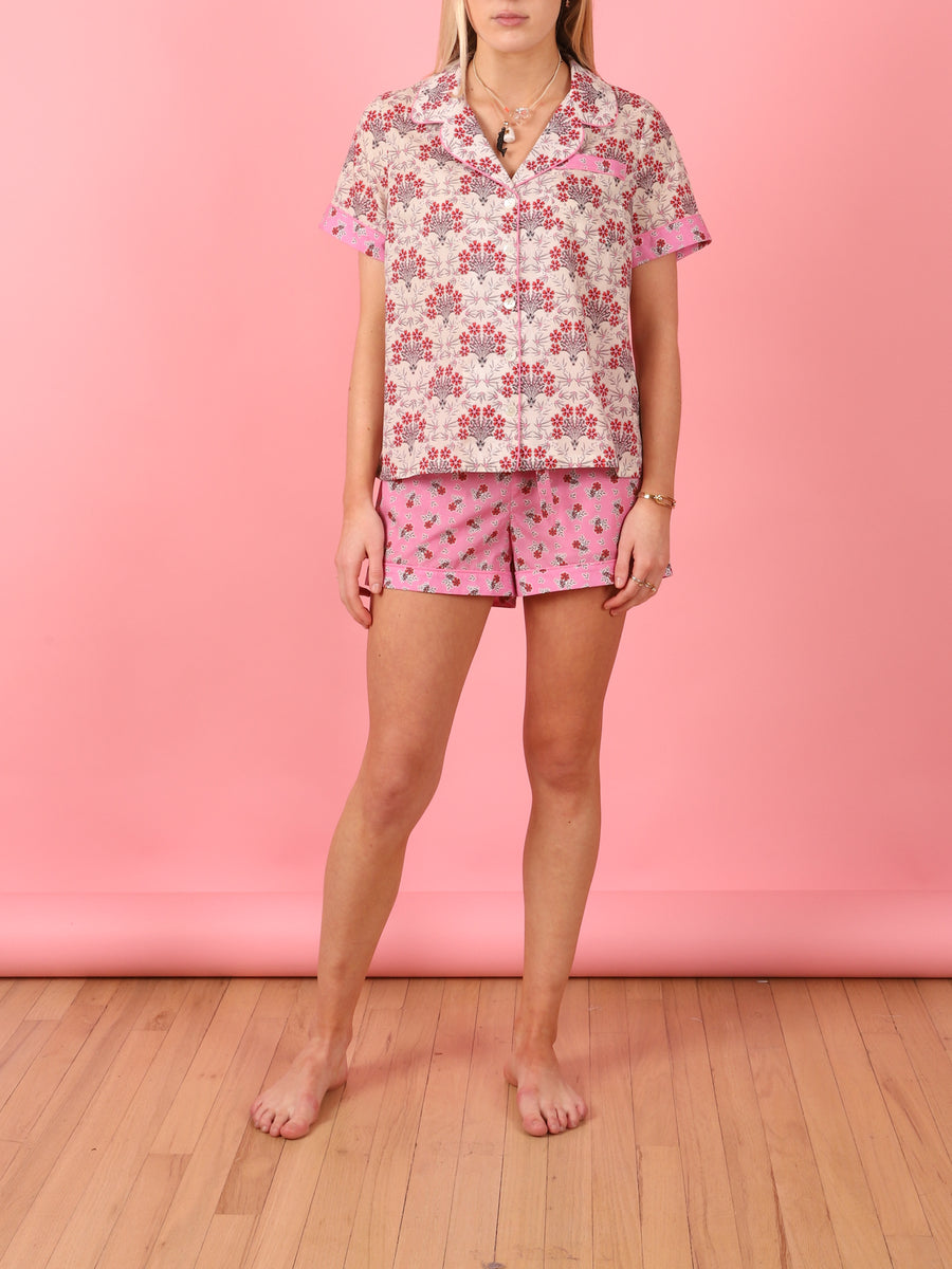 Estelle and Poppy Short Pajamas