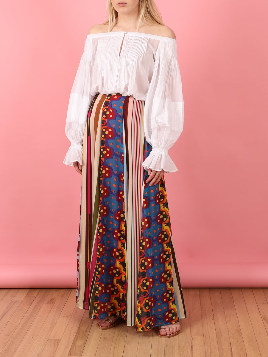 Laeticia Printed Skirt