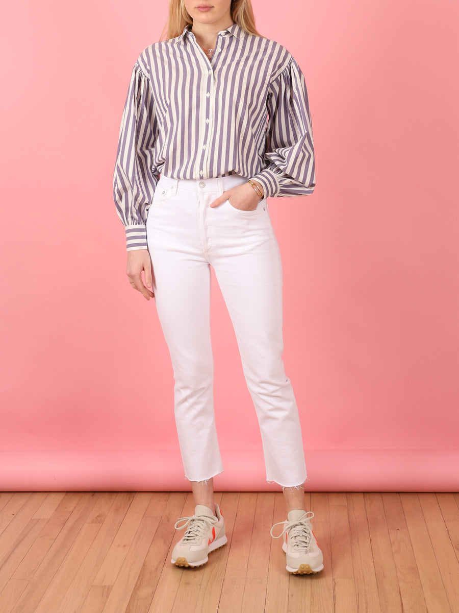 Jenna Shirt in Stripe