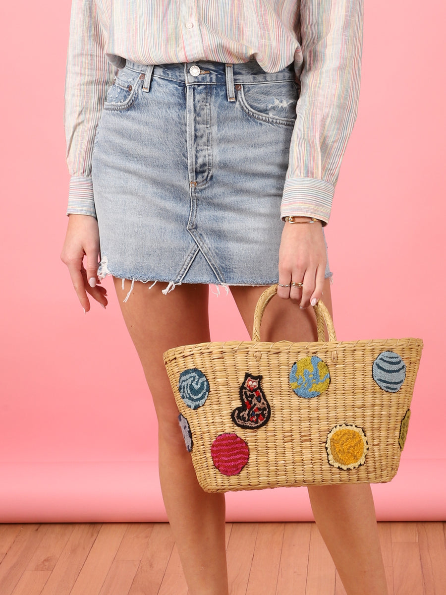 Joana Patches Tote