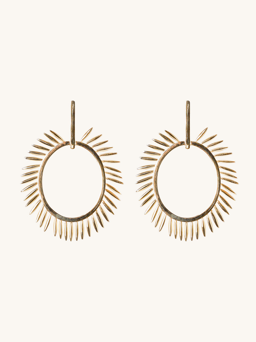 Grass Sunny Earrings