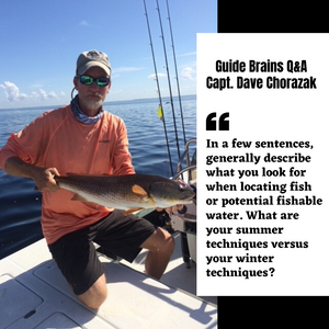 Guide Brains: Q&A With Capt. Dave Chorazak