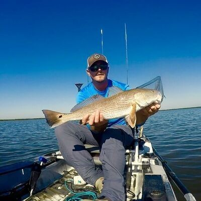 Kurtis Wydick Kayak Tournament Angler Texas Pro Staff