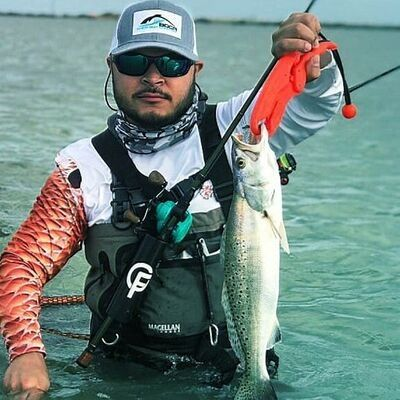 Pete Soliz Team Murk Texas Pro Staff