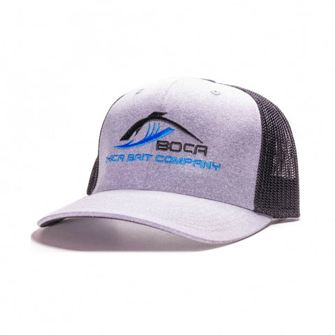 Gray/Black Richardson 112 Snapback