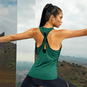 Willow Knot Yoga Vest