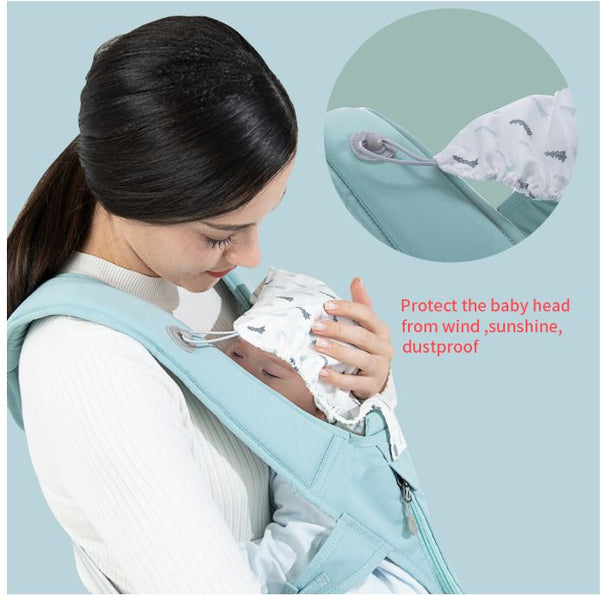 New 2019 Hipseat Baby Carrier  Ergonomic Baby Sling Carriers for Newborn to Toddler