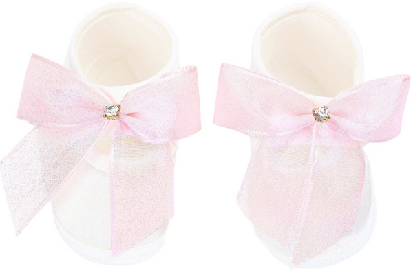 Baby Girl Fairy Butterfly 4 Piece Gift Set 0-3 Months