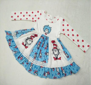 Cartoon Cat in the Hat  Character  Dress