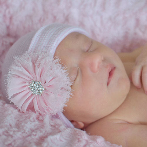 Hospital  Newborn Hat Baby Take Home Hat Perfect Newborn Gift Baby Hat -