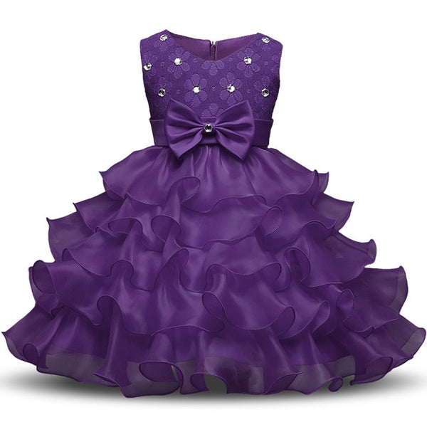 Lorraine. Birthday Dress for a Little Princess