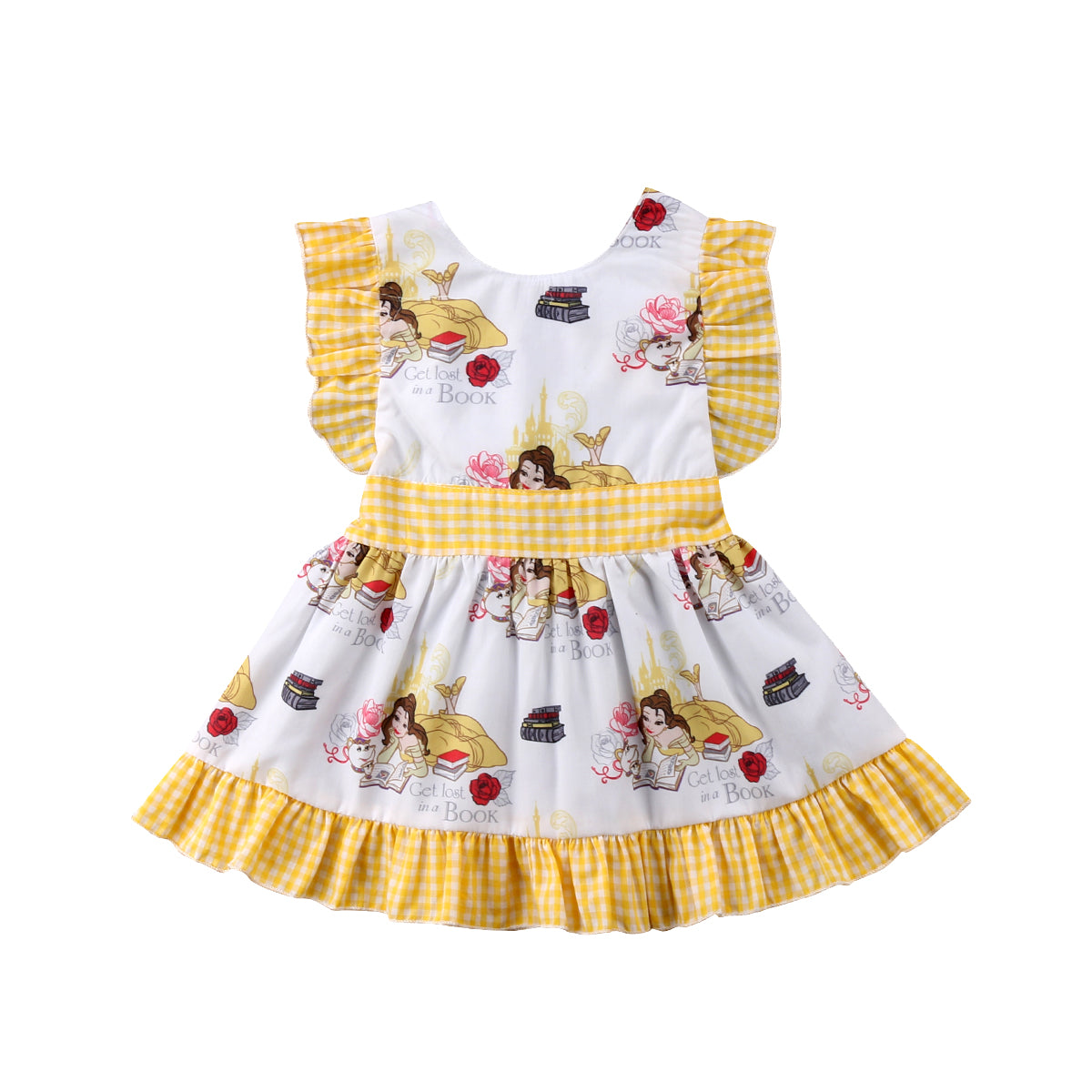 Belle Summer 2018 Dress