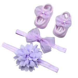 Princess Headwear SetHair Accessories With Box Gift Present