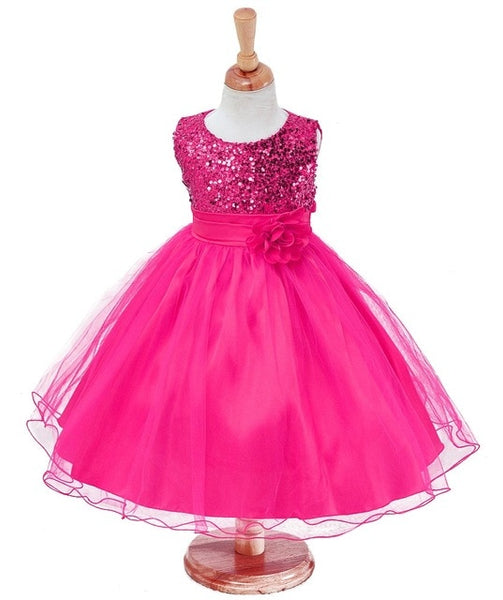 Rachel.  Princess Girl Dress
