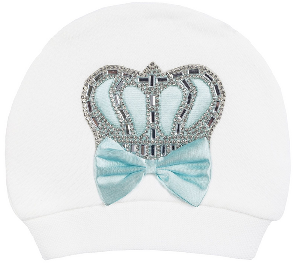 BabyGirl Crown Jewels 5 Piece Set 0-3 M Turquesa