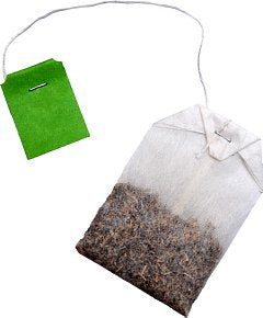 Tea bags to home brew cider