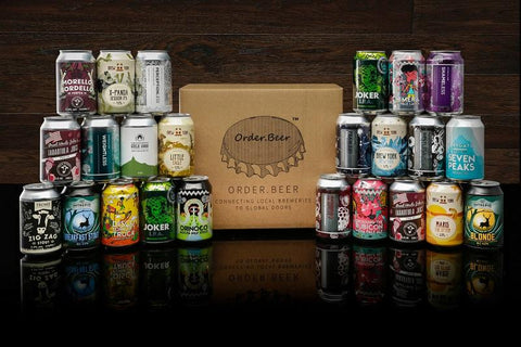 Cantastic 48 can selection craft beer