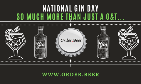 National Gin Day 12 July 2021 So much more than just a G&T!