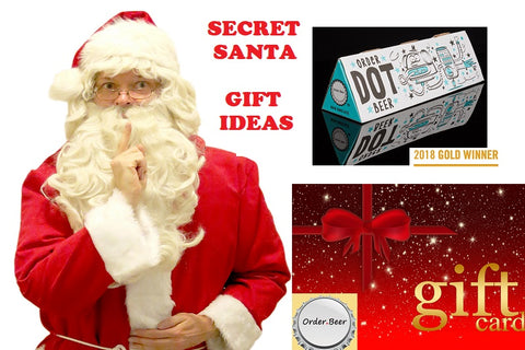 Secret Santa Gift Ideas, vouchers and presents order yours now