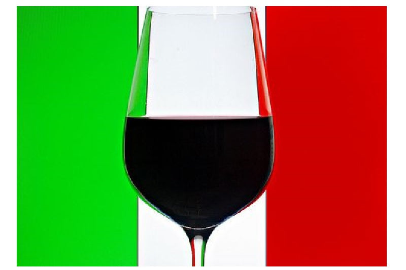 Italian Red Wine Selection