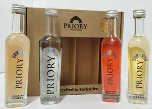 Priory Vodka Gift Set