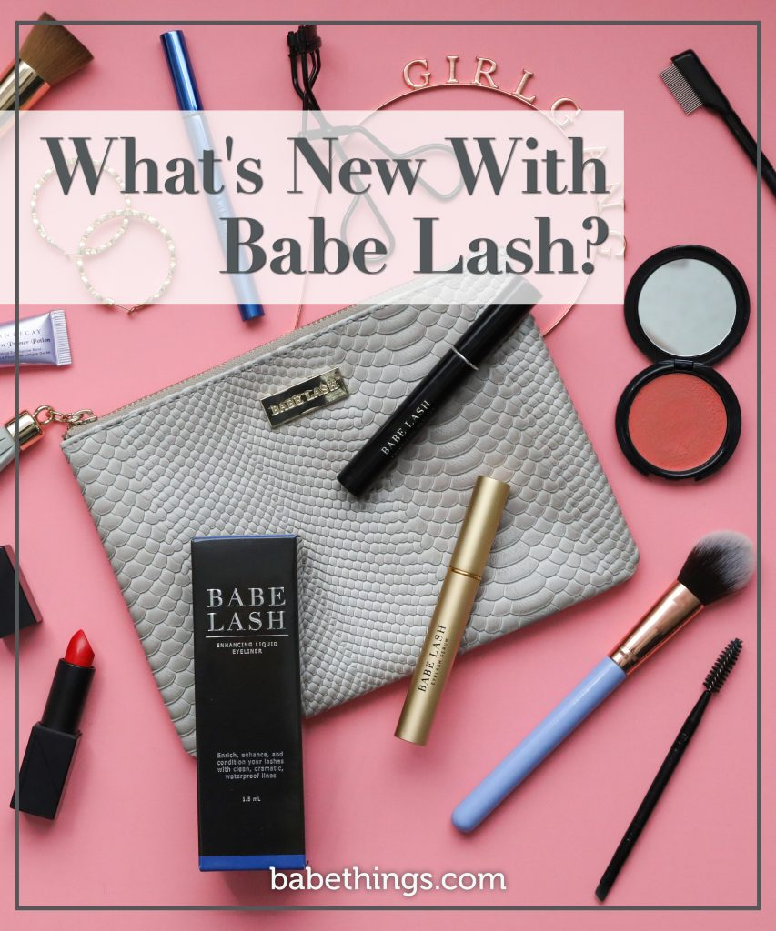 What's New with Babe Lash?