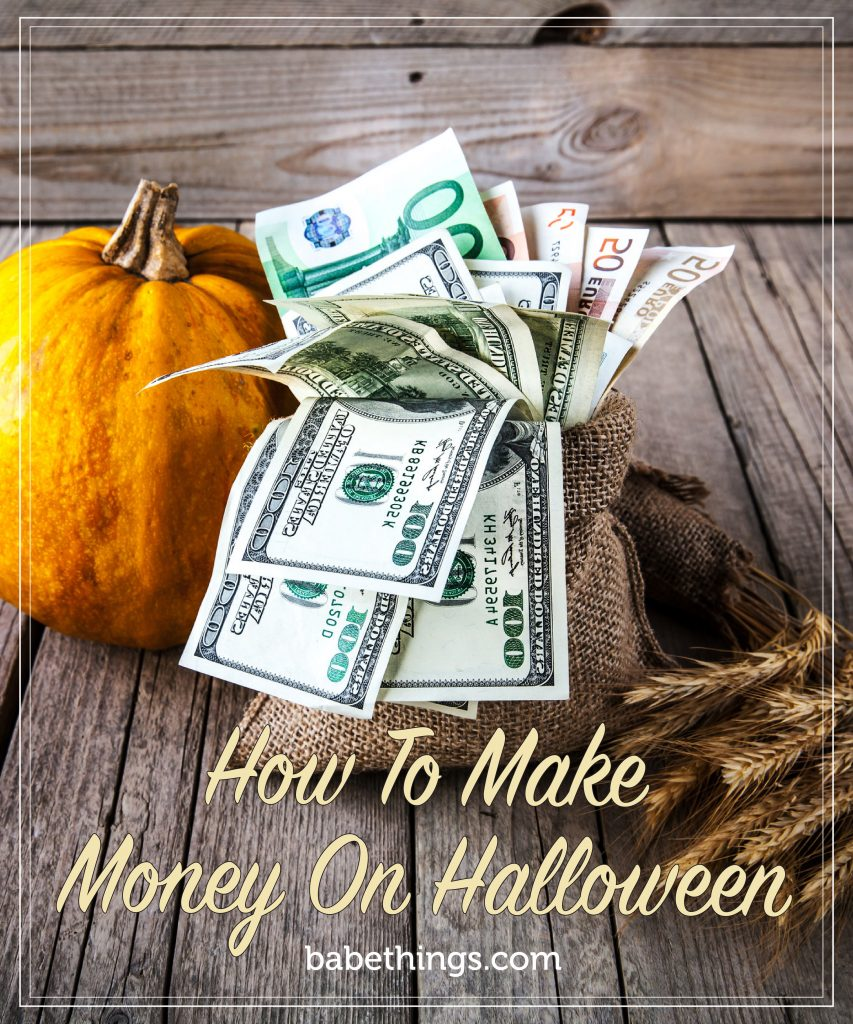 How To Make Money on Halloween