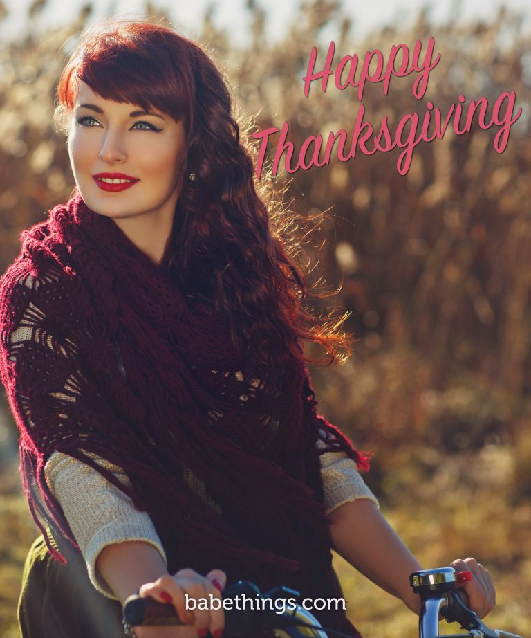 Wishing You a Lovely Thanksgiving