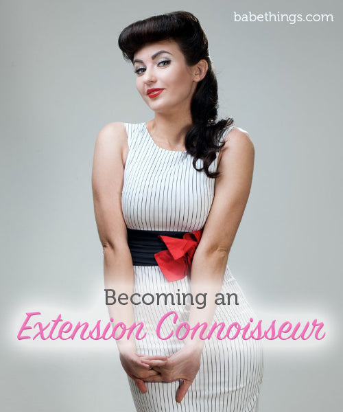 Becoming an Extension Connoisseur