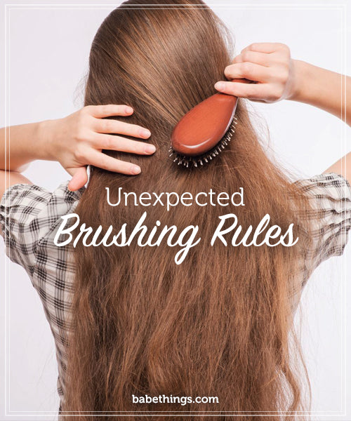 Unexpected Brushing Rules