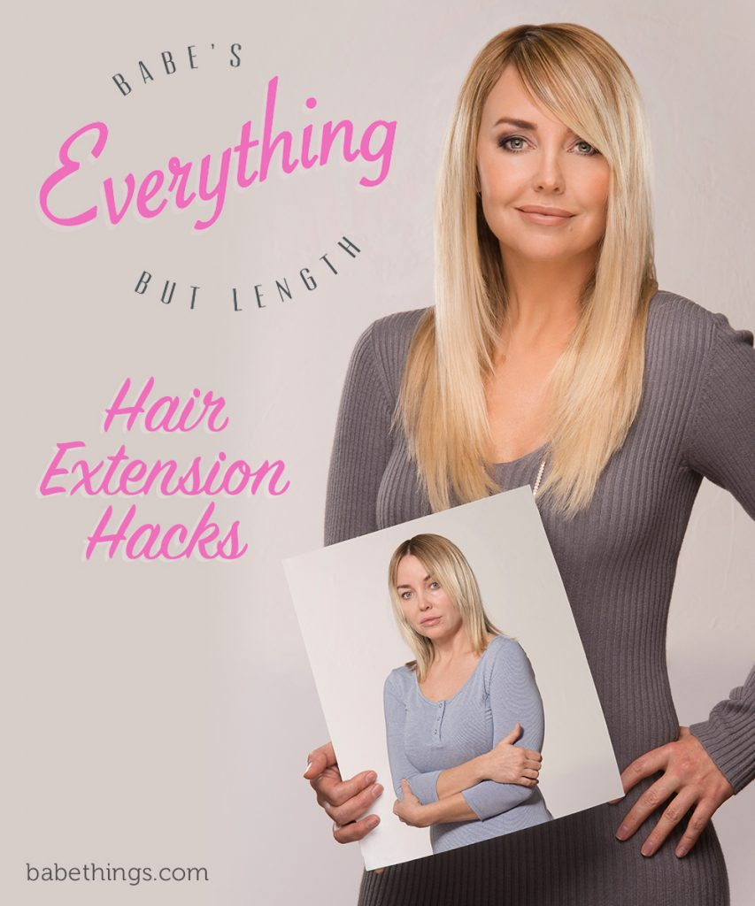Everything But Length! Hair Extension Hacks