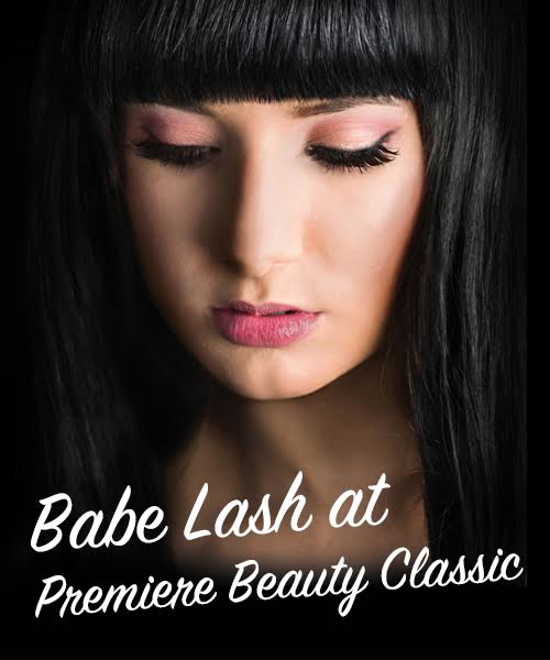 Babe Lash at Premiere Beauty Classic