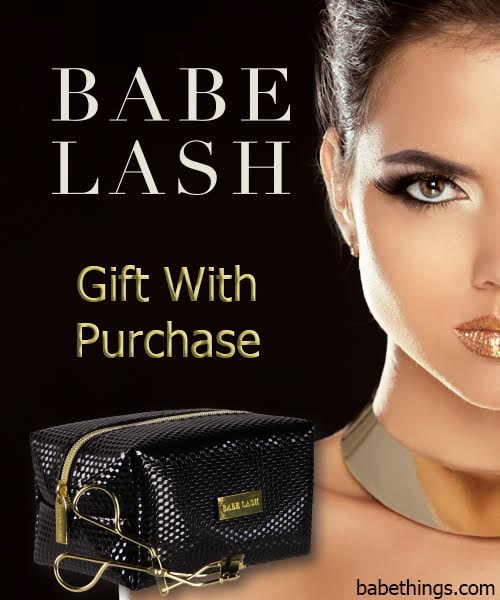Babe Lash Gift With Purchase