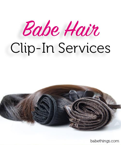 Babe Hair Clip-In Services