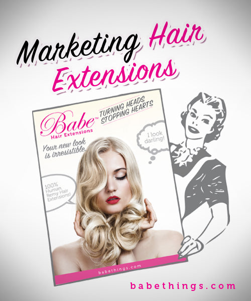 Marketing Hair Extensions