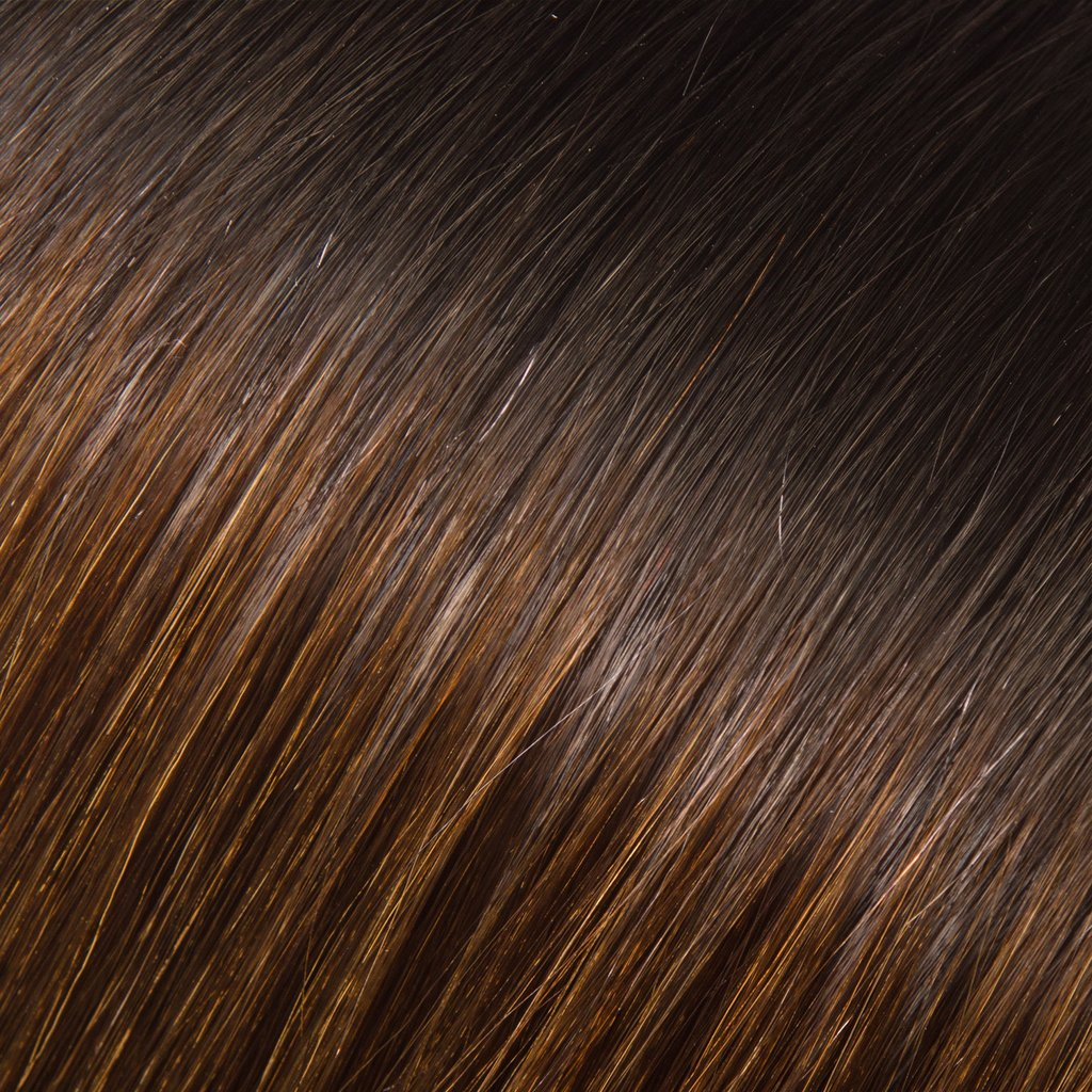 "22"" Tape-In Straight Color # Ombre 1B-6 (Doris)"