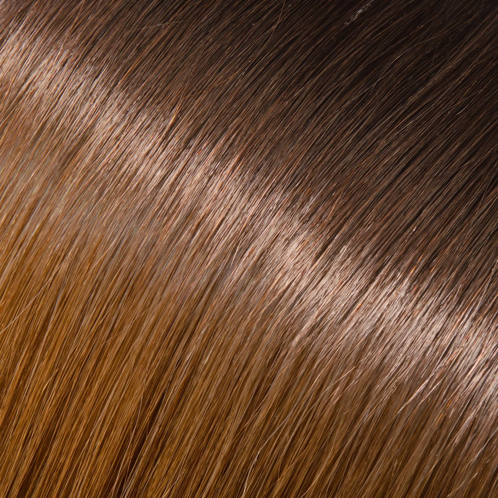 "22"" I-Tip Straight Color Ombre 2-27A (Nina)"
