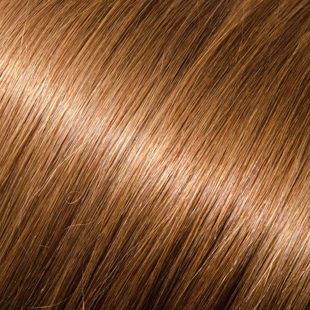 "18.5"" Hand Tied Wefts - #10 (Ginger)"