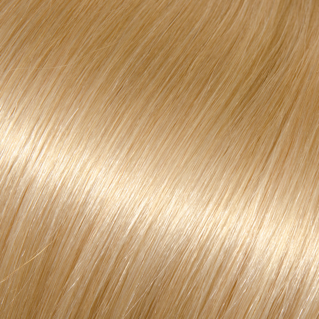 "18"" Clip In Straight Color #1001 - regular (Yvonne)"