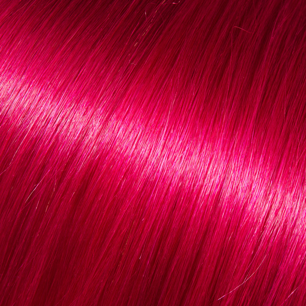 "18"" Tape-In Dark Fuchsia (Pamela)"