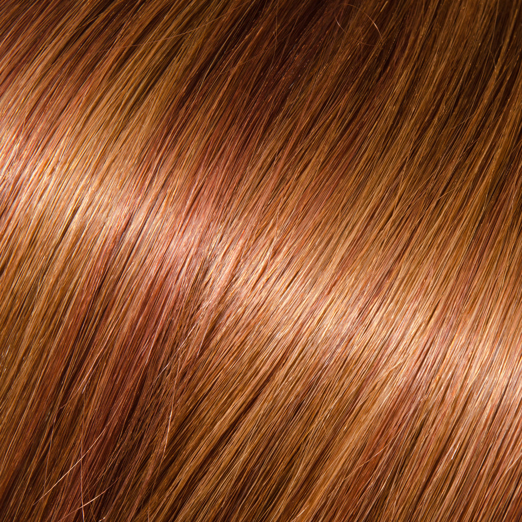 "22"" Tape-in Straight Color #30/33 (Ruby)"